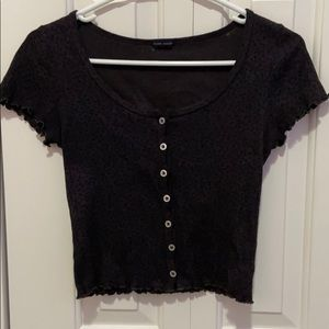 Brandy Melville dyed Zelly Top